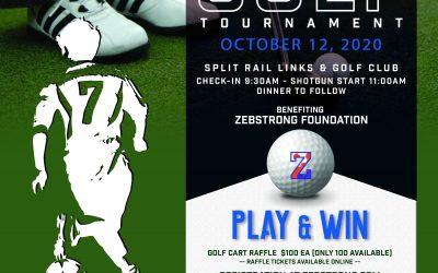 5th Annual ZEBSTRONG Memorial Golf Tournament