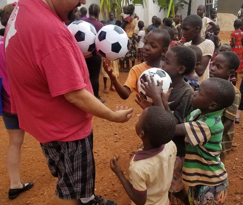 Bryan's trip to Uganda…