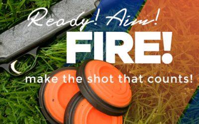 Ready Aim Fire! – Zebstrong Clay Shoot